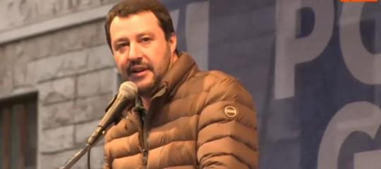 """Hacker prendono il controllo del sito di Salvini. """"Abbiamo rubato la sua chat"""""""