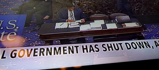 Usa: Camera approva la legge di bilancio, finito lo shutdown