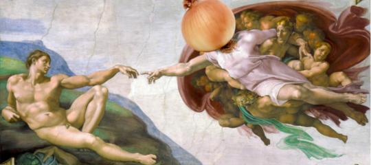 """""""Dio è una cipolla"""". Lo scherzo (a fin di bene) di un hacker al Vaticano"""