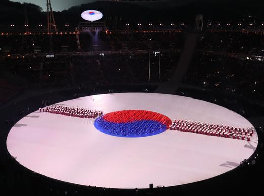 Il miracolo dei giochi una bandiera per due coree diario for Xxiii giochi olimpici invernali di pyeongchang medaglie per paese