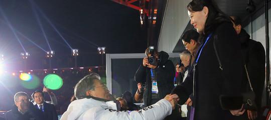 Il miracolo dei Giochi: una bandiera per due Coree. Diario olimpico del 9 febbraio
