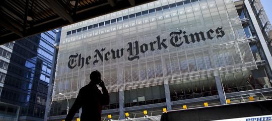 Il digitale sta salvando i conti del New York Times, e potrebbe mantenere 1.300 giornalisti