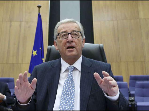 """Juncker, """"Italia e Francia agite o conseguenze spiacevoli"""""""