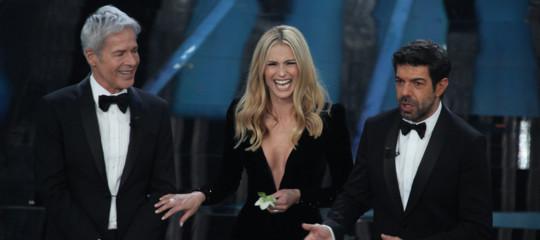 Sanremo: per la finale 12,2 milioni dispettatori e share al 58,3%