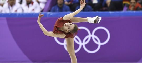 La grazia di CarolinaKostnerci porta in finale aPyeongchang