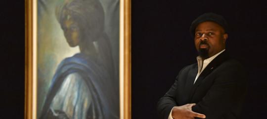 A Londra è stato ritrovato un quadro che potrebbe portare l'Africa nella storia dell'arte