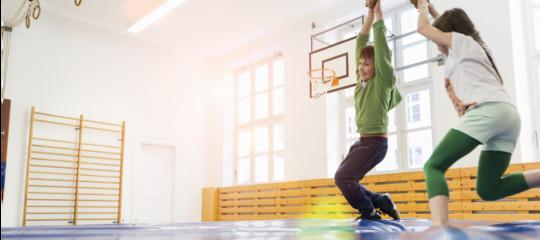Sport in classe, contributi alle scuole del Mezzogiorno