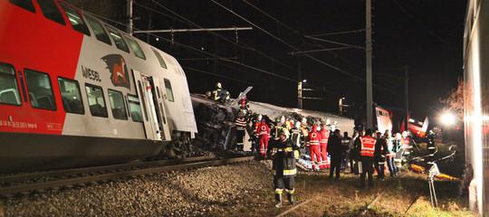 Austria: scontro tra treni in Stiria, un morto e 20 feriti