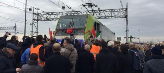 Il treno merci diretto Italia-Cina è già fallito?