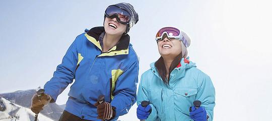 Che succede se ai cinesi comincia a piacere lo sci