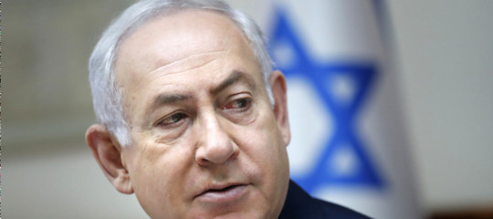 Israele:polizia chiedel'incriminazione di Netanyahu per corruzione
