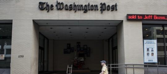 Il Washington Post ha aperto un ufficio di corrispondenza a Roma