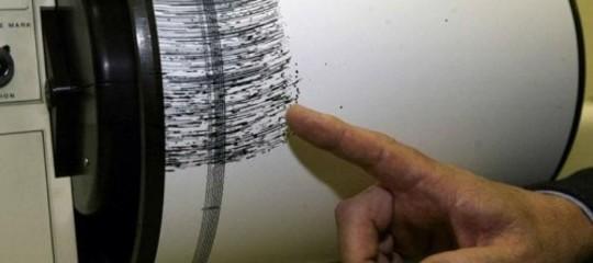 Terremoto: scossa di magnitudo 3.1 al largodel Cosentino