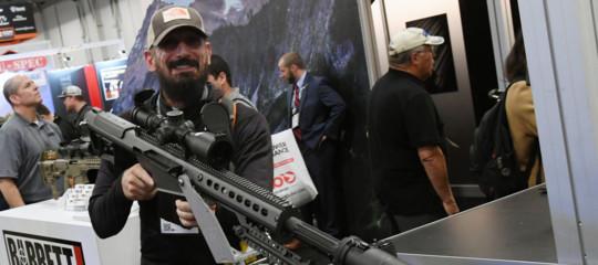 Il problema delle armi in America spiegato con i numeri