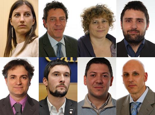 Chi sono i parlamentari 5 stelle infedeli e i 5 pi generosi for Parlamentari 5 stelle elenco