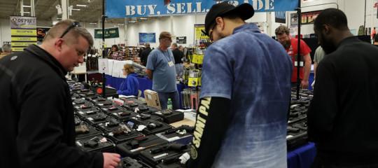 Cosa impedisce agli americani di limitare la vendita di armi