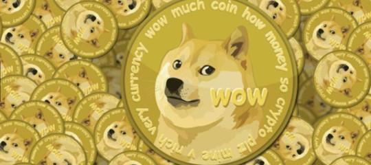 DogeCoin, lacriptovalutanata per gioco che vale già 2 miliardi di dollari
