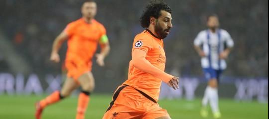 """""""Se segna un altro gol anch'iodiventeròmusulmano"""". Il canto dei tifosi del Liverpool perSalah"""