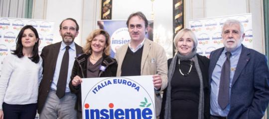 Chi c'è nella ListaInsieme per la qualevoteràRomano Prodi