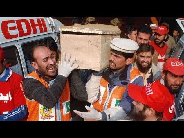 Pakistan lifts moratorium on death penalty