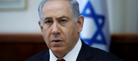 M.O: Netanyahu contro l'Iran, se attaccati reagiremo