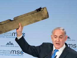 Questo è quello che succede a far volare un drone su Israele