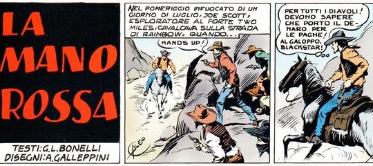 La storiadeiBonelli, la grande famiglia del fumetto italiano