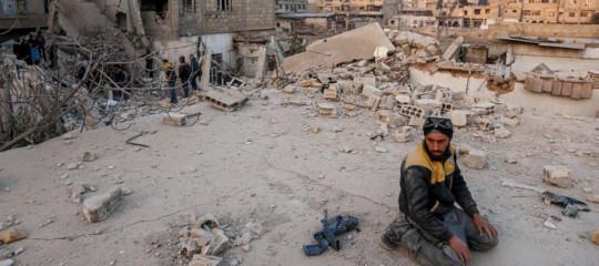 Siria: intesa con i curdi, truppe Assad a Afrincontro Turchia