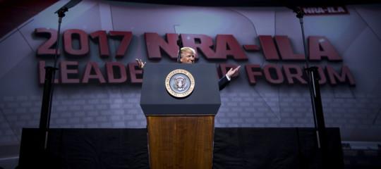 AncheTrumpsi è accorto che in Usa servono più controlli sulle armi