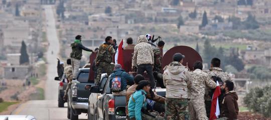 Su Afrinsoffiano i venti di guerra tra Siria e Turchia. Cosa sta succedendo