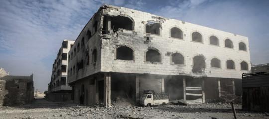 Siria: Russia, si lavora a tregua umanitaria a Ghouta Est