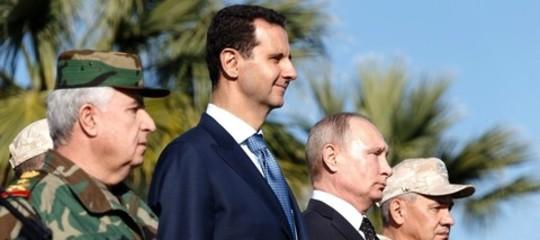 Chi sta con chi nello scacchiere siriano