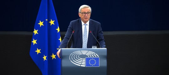 """Allarme Juncker: """"Prepariamoci a un governo non operativo in Italia"""""""