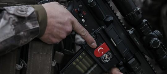 L'offensiva turca contro i curdi fa salire la tensione anche con gli Usa