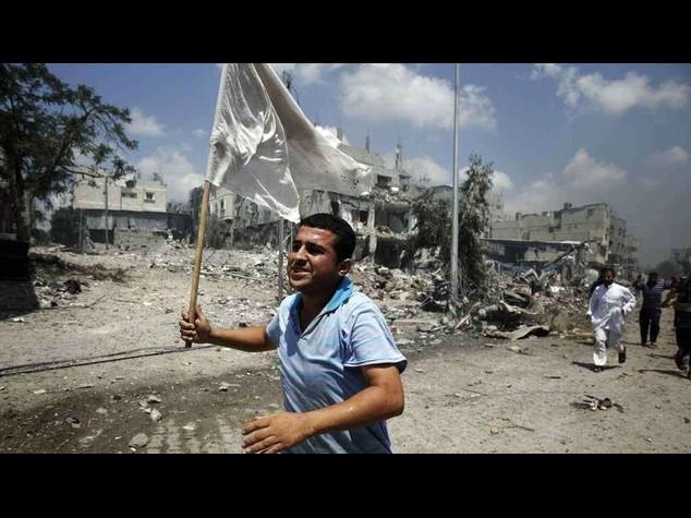 Israel rejects UN humanitarian truce request