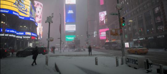 Benvenuti a New York, la città dove c'è un lavoro per tutti