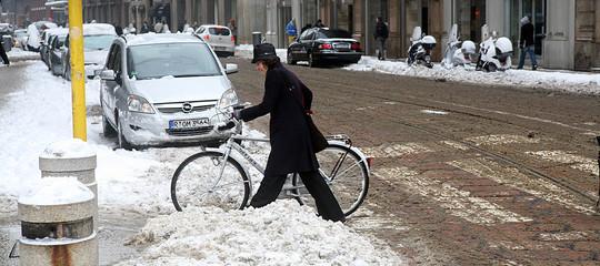 Maltempo: Dalla Protezione Civile un allerta freddo e neve sull'Italia