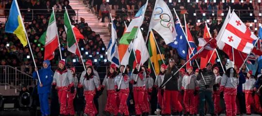 Olimpiadi 2026 Calgary