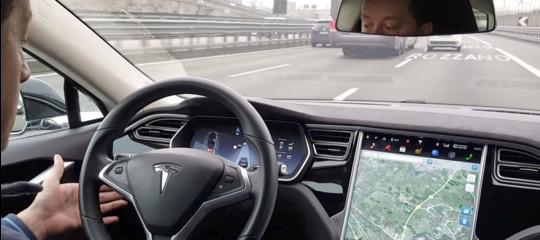 Il vero problema dell'auto a guida autonoma riguarda la sicurezza (informatica)