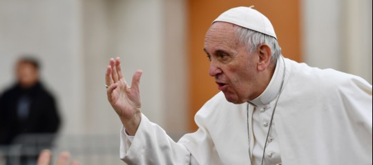 """""""Dio è giovane"""". Lo dice, anzi lo scrive Papa Francesco"""