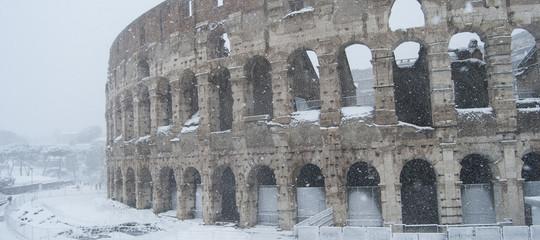 Dopo la neve, adesso si teme il ghiaccio: bollettino delle 23