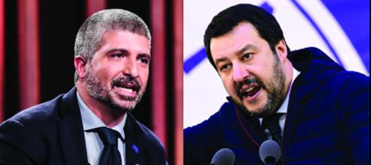 Matteo Salvini sta veramente cedendo alla corte diCasaPound?