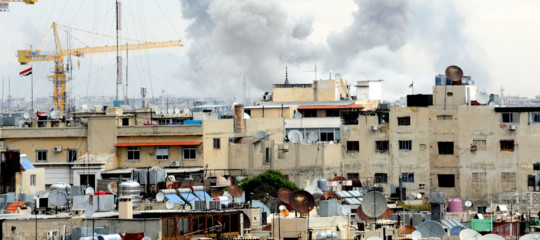 Siria: ONU, scontri a Ghouta Est continuano