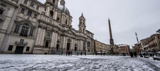 Maltempo: Roma, domani riaprono le scuole