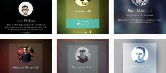Boom di download per Vero, la app che assomiglia a Instagram