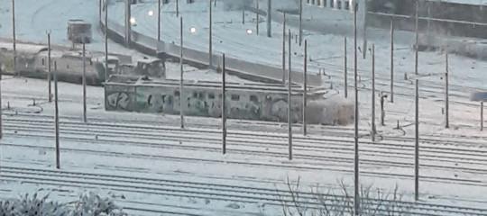 Maltempo: Rfi, domani ancora emergenza nodo ferroviario Roma