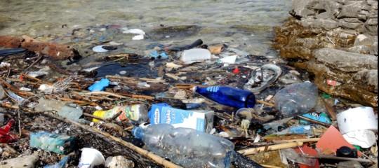 Se non facciamo qualcosa, entro il 2050 nel mare ci sarà più plastica che pesci