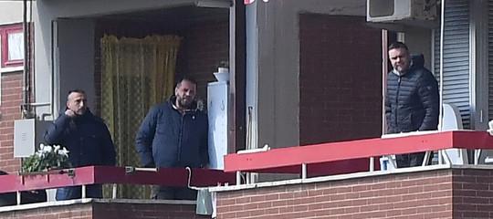 Il carabiniere'assediato' a Latina ha ucciso ledue figlie e si è sparato