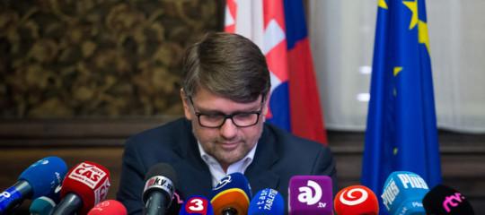Slovacchia: reporter ucciso, si dimette il ministro della Cultura