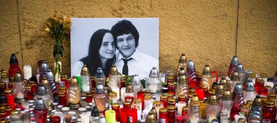 Slovacchia: giornalista assassinato,arrestati 3 italiani